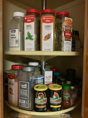 My spice rack is always looking for a good Cajun Seasoning …